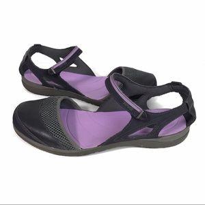 TEVA Women Westwater Slate Round Toe Sandal 10